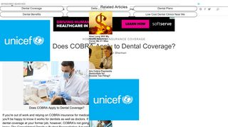 Does COBRA Apply to Dental Coverage? - Budgeting Money