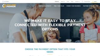 Payment Info Prepaid Electric Service   No Deposit ... - Payless Power