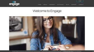 Engage | Welcome to Engage
