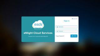 eNlight Cloud Services