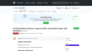 Authentication failure in game (after successful login with MultiMC ...