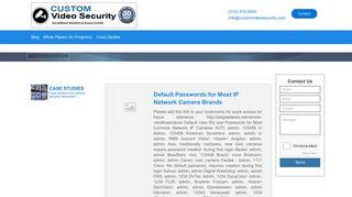 default password lorex Archives - case-studies - eDigitalDeals