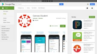 Canvas Student - Apps on Google Play