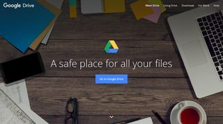 Google Drive: Free Cloud Storage for Personal Use