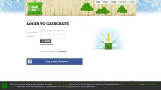 Login - Make Money Online With Paid Surveys | Free Cash at ...