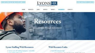 Resources - Florence, Alabama - Lyons HR