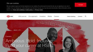 Careers | HSBC Holdings plc - HSBC Group
