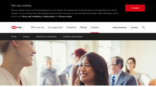 Graduate opportunities | HSBC Holdings plc - HSBC Group
