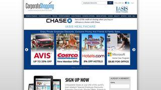 Iasis Healthcare - Corporate Shopping - Employee Discounts ...