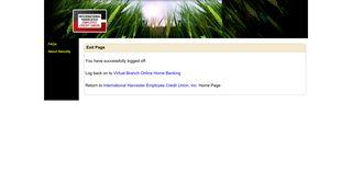 International Harvester Employee Credit Union, Inc.