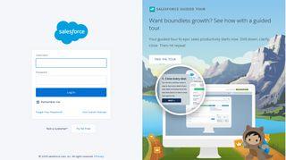 Salesforce Login - Salesforce.com
