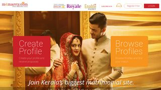 Malayalee Brides And Grooms
