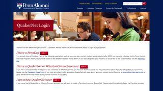 Wharton Alumni Authentication: param.pageTitle