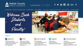 Mobile County Public Schools