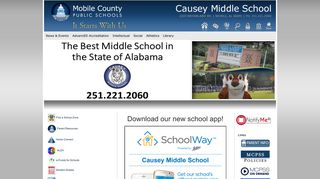 Causey Middle School