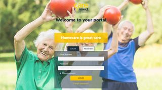 Login to Care Connect Portal