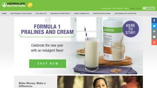 Herbalife - US - Official Site