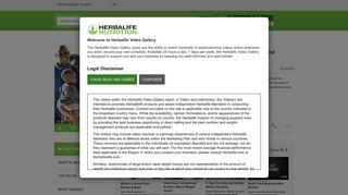 Herbalife Video Library