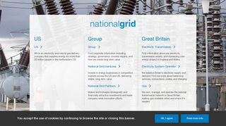 Welcome to National Grid | National Grid Group