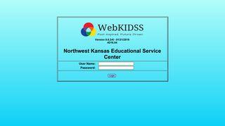 WebKIDSS Login - Keystone Learning Services