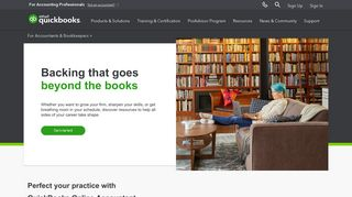 Quickbooks Online Accountant, Grow and Manage Your Firm | Intuit
