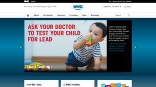Department of Health - NYC.gov