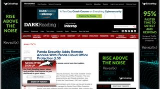 Panda Security Adds Remote Access With Panda Cloud Office ...