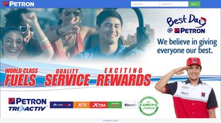 Petron: We Fuel Success: Users