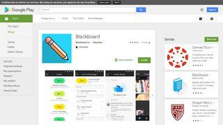 Blackboard - Apps on Google Play