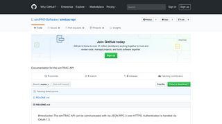 GitHub - simPRO-Software/simtrac-api: Documentation for the ...