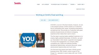 Smith's Food & Drug - Jobs at Kroger