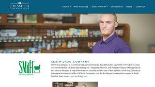 Smith Drug Company | Full-line Pharmacy Distributor