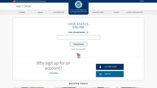 Case Status Online - Case Status Search