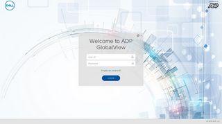 ADP GlobalView - GlobalView Portal