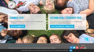 NCS Application Portal