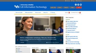 UBIT - University at Buffalo