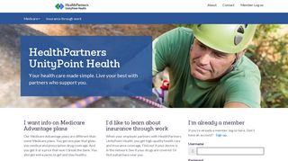 HealthPartners UnityPoint Health: Doctors, clinics and insurance in Iowa