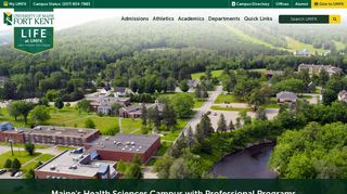 University of Maine at Fort Kent | Quality Academic Programs