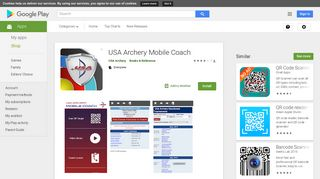 USA Archery Mobile Coach - Apps on Google Play