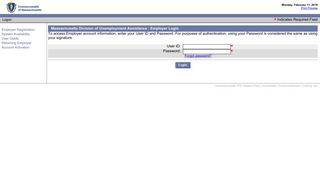 Employer Login - UI Online
