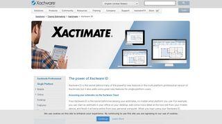 Xactware ID   Xactimate 28