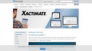 Xactware Cloud   Xactimate 28