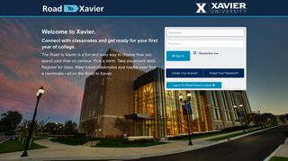 Road to Xavier