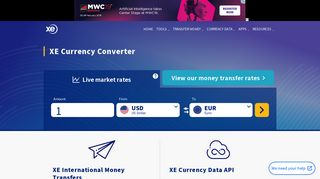 XE Currency Converter - Live Rates - XE.com
