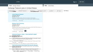 6 Xchange Telecom Jobs | LinkedIn
