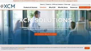 Solutions | XCM