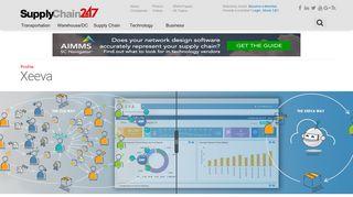Xeeva - Supply Chain 24/7 Company