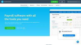 Payroll Software - Online Payroll | Xero AU