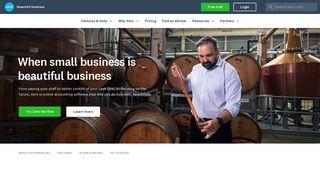 Beautiful Business & Accounting Software | Xero AU