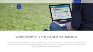 Cloud Accounting Solutions | Xero Accounting South Africa | Part Time ...